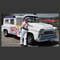 1958 Good Humor Ice Cream Truck